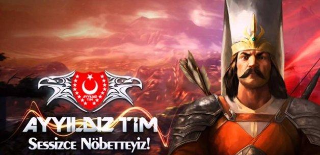 Ayyıldız Tim HDP'li Nursel Aydoğan'ı hackledi