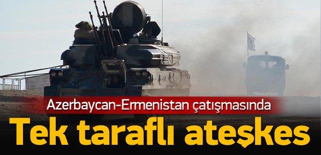 Azerbaycan-Ermenistan çatışmasında flaş gelişme