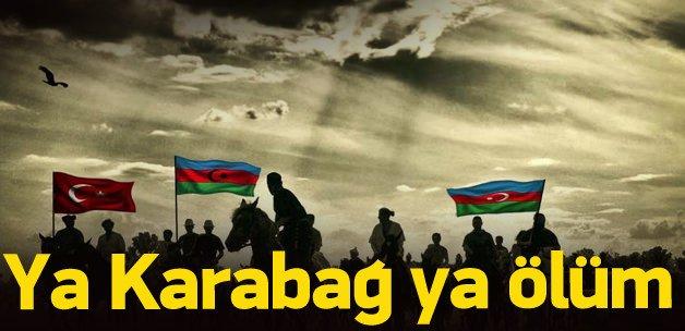 Azerbaycan Karabağ'ı geri istiyor
