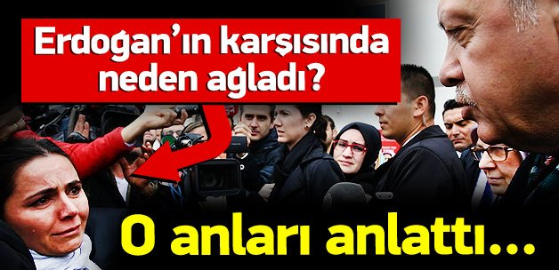 Azeri gazeteci neden ağladığını açıkladı