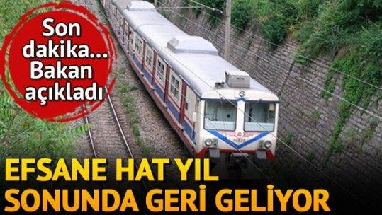Bakan Yıldırım: İstanbul banliyö treni 2017 sonunda açılacak