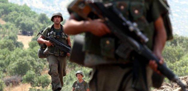 Bingöl'de üç terörist vuruldu!