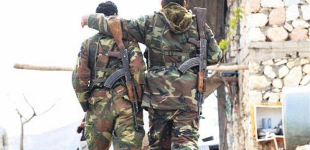 Bitlis'te çatışma çıktı: 1 şehit