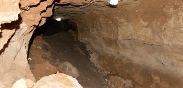 Bizans dönemine ait esrarengiz tüneller bulundu!