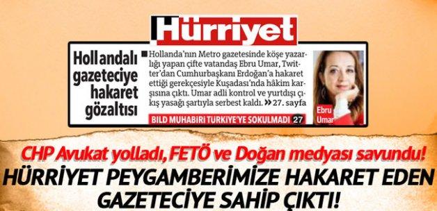CHP avukat yolladı, FETÖ ve Doğan medyası savundu!