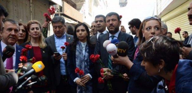 CHP'den PKK ağzıyla Diyarbakır raporu