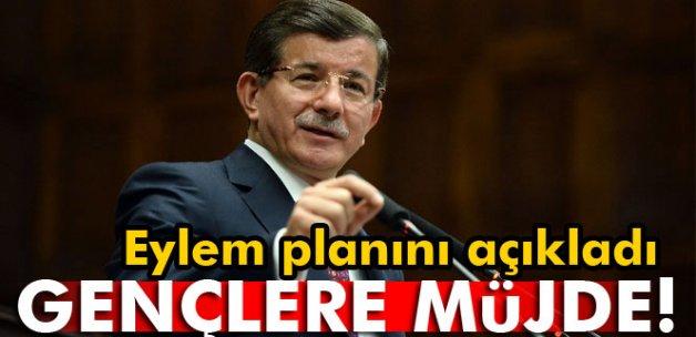 Davutoğlu, eylem planını açıkladı