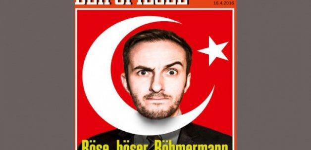 Der Spiegel Türkiye'yi kapak yaptı