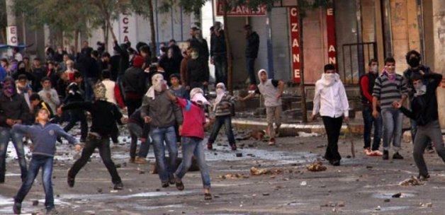 Diyarbakır'da gergin anlar!