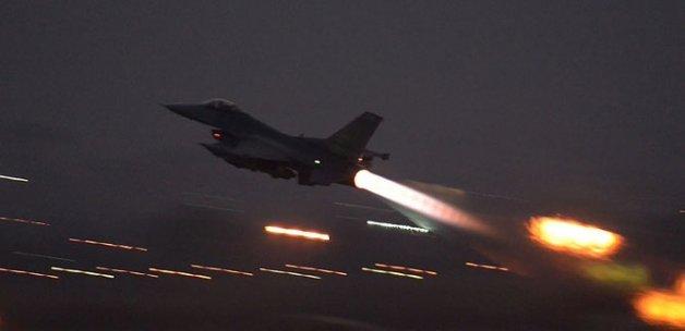 Diyarbakır silvan kırsalı f-16 lar tarafından bombalanıyor
