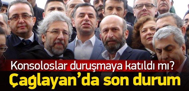 Dündar ve Gül'ün davasına konsoloslar gelmedi