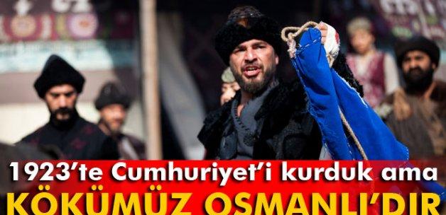 Düzyatan: 'Köklerimiz Osmanlı'