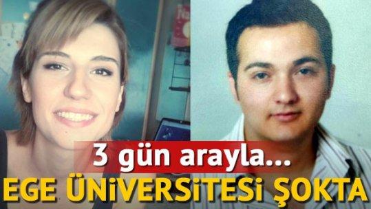 Ege Üniversitesi Tıp Fakültesi'nde 3 gün arayla aynı tıp fakültesinden 2 öğrenci intihar etti
