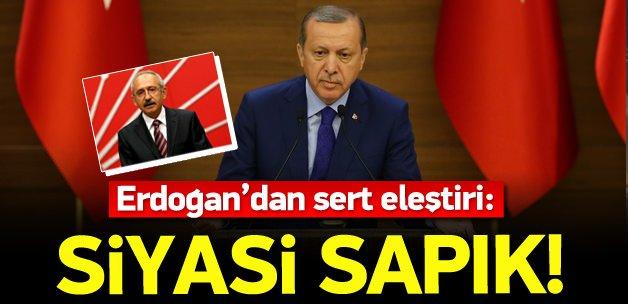 Erdoğan'dan: Bu siyasi sapıkları ne yapacağız?