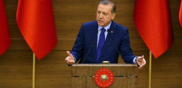 Erdoğan'dan Rusya'nın iddiasına yanıt