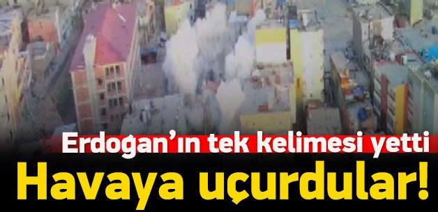 Erdoğan gündeme getirdi Mehmetçik uyguladı