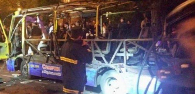 Ermenistan'da şiddetli patlama: 2 ölü