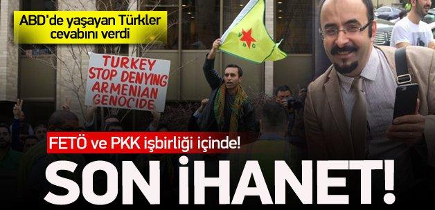 FETÖ ve PKK'nın son ihaneti