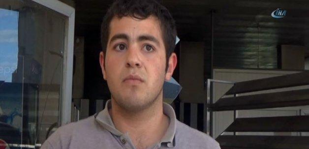 Hain saldırının tanıkları patlama anını anlattı