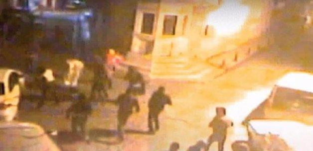 İlkokula molotof atan terörist tutuklandı