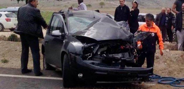 Isparta'da feci kaza: 1 ölü, 39 yaralı