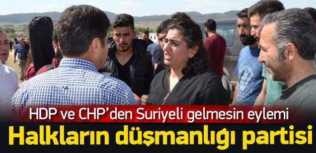 Kahramanmaraş'ta Suriyeli karşıtı eylem