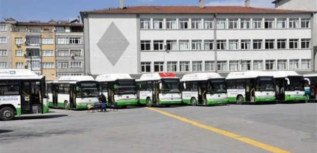 Kayseri'de sahte bilet operasyonu