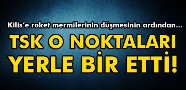 Kilis Valisi Tapsız: 'TSK bu yerleri imha ediyor'