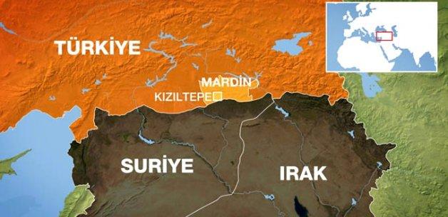 Mardin'de Askerli Şubesine Bomba Yüklü Araçla Saldırı