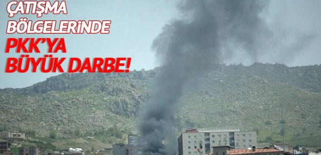 Mardin ve Şırnak'ta 10 terörist etkisiz hale getirildi