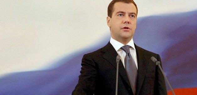 Medvedev'den skandal Ukrayna yorumu