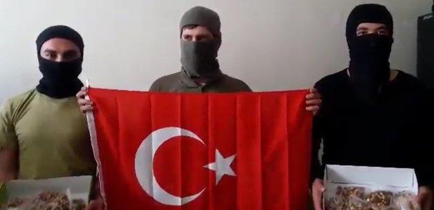 Mehmetçiğe Tarsus'tan büyük destek