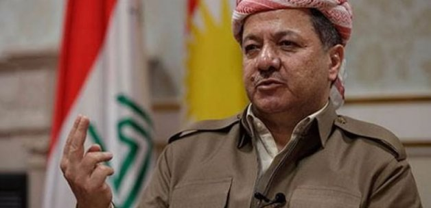 Mesut Barzani: Kürtler ihmal ediliyor!