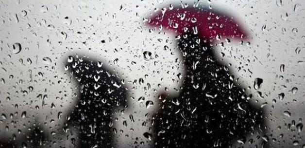 Meteoroloji'den uyarı Şemsiyeleri hazırlayın!