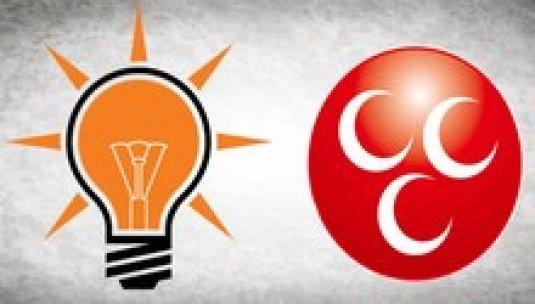 MHP AK partiye destek verecek