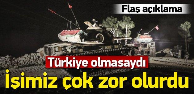 NATO: Türkiyesiz IŞİD'le mücadele daha zor olurdu
