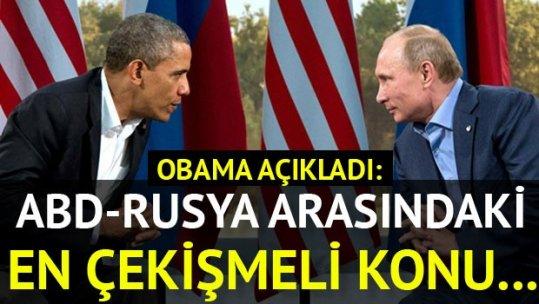Obama: Esad gitmeli