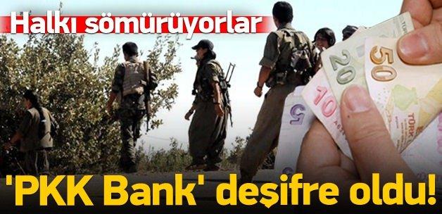 PKK'dan kardeş aile vurgunu!