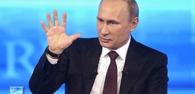 Putin'den Türkiye iddiası