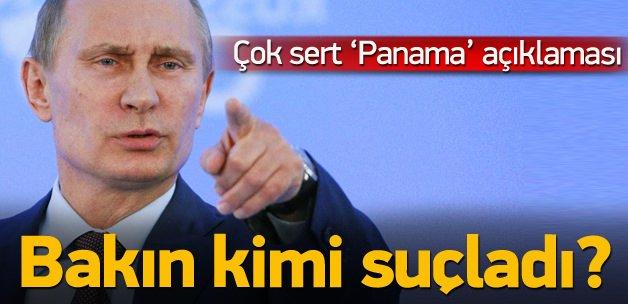 Rusya'dan çok sert Panama açıklaması!