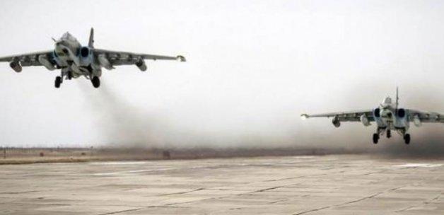 Rusya İsrail uçağına ateş açtı