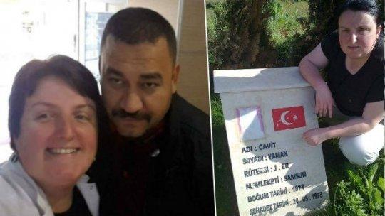 Samsun'da öğretmendi ve eşi polisti!