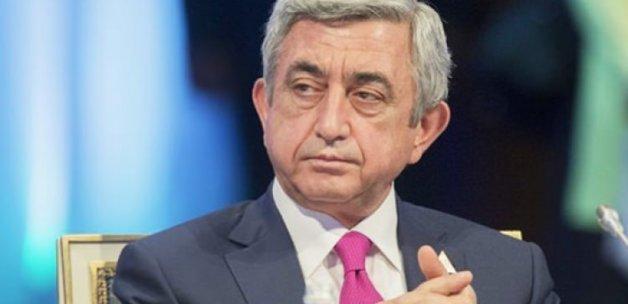 Sarkisyan'dan flaş savaş açıklaması
