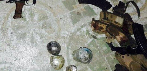 Şırnak'ta bir evde iki teröristin cesedi bulundu