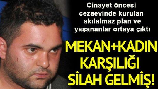 Son dakika haberi: Özgecan'ın katilini öldüren silah cezaevine 'kadın' karşılığı gelmiş!