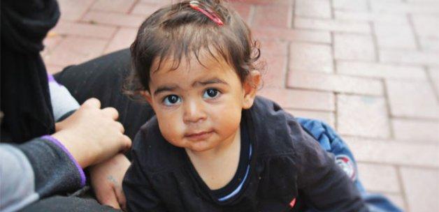Suriyeli ailenin dramı