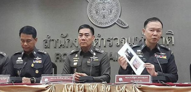 Tayland 3 Türk şüpheliyi arıyor