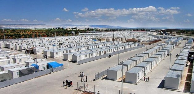 TOKİ'den Suriyeliler için 3 yeni konteynerkent!