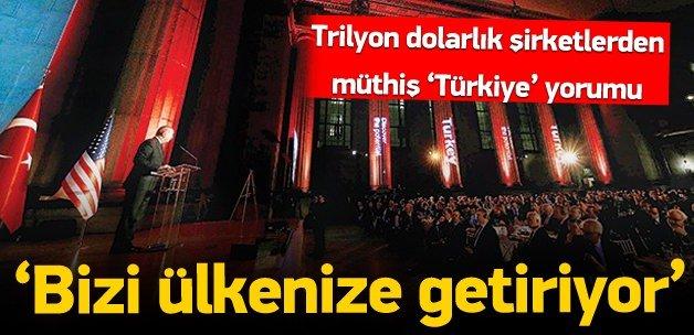 Trilyon dolarlık devlerden müthiş Türkiye yorumu!