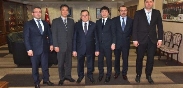 'Türk işadamları daha cesur'